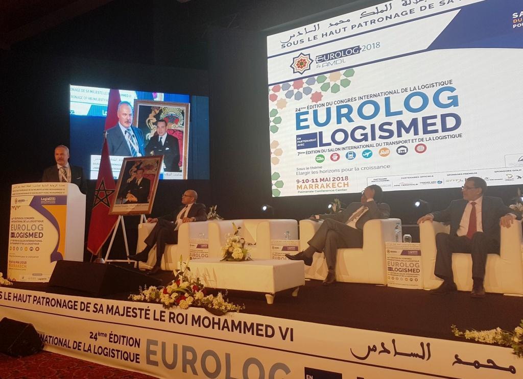 Eurolog 2018 presentace v Maroku
