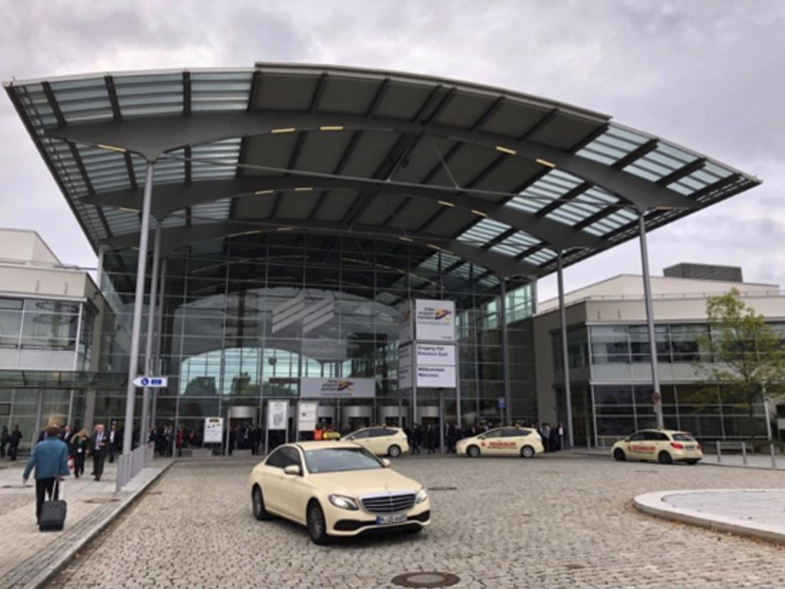 Inter Airport Europe Mnichov