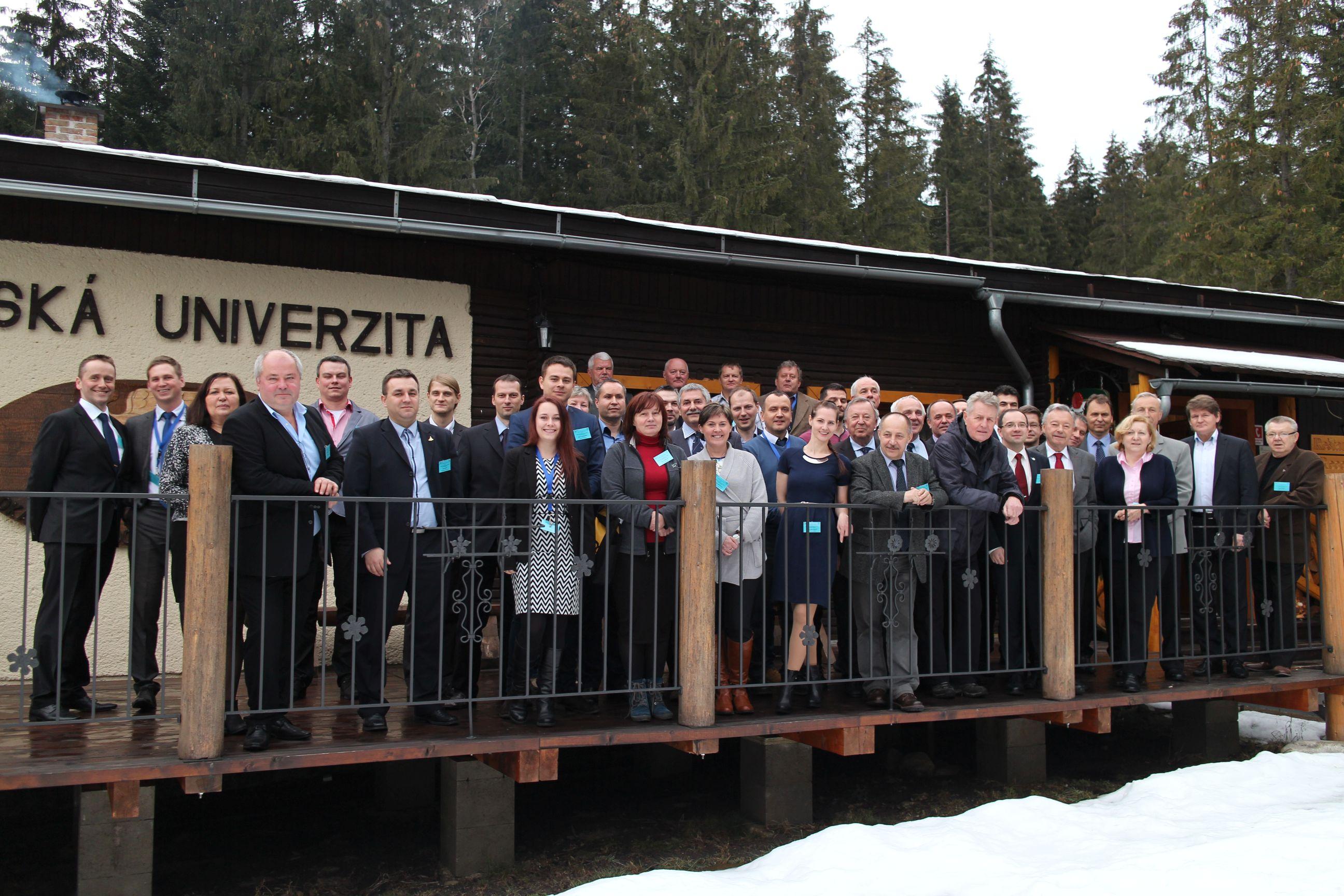"""Aktivní účast Hypera Aviation Solutions na konferenci """"Zvyšovanie bezpečosti a kvality v civilnom letectve"""", organizované Žilinskou univerzitou"""